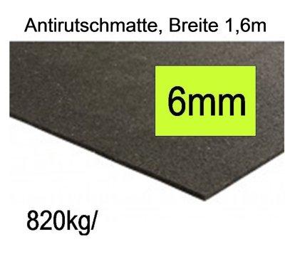 Antirutschmatte-Dicke-6mm-breite-1,6m