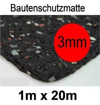 bautenschutzmatte-dicke-3mm-breite-1m-länge-20m