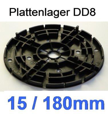 Plattenlager DD8