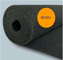 bau.con-Bautenschutzmatte BM4, Dicke 4mm, Dicke 4mm