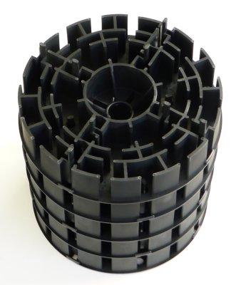 bau.con-Stelzlager-DD7-Höhe-35mm
