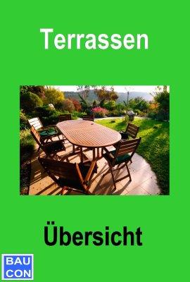 Terrassen-Übersicht