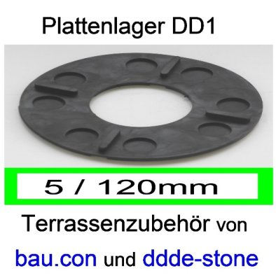 bau.con-plattenlager-dd1-höhe-5mm