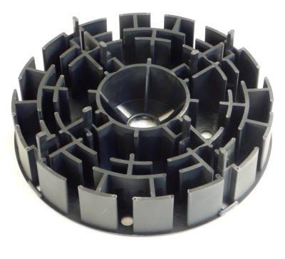 Plattenlager DD7 Höhe 35mm