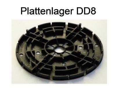 Plattenlager DD8 Höhe 15mm