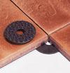 Terrassenplatten auf Plattenlagern