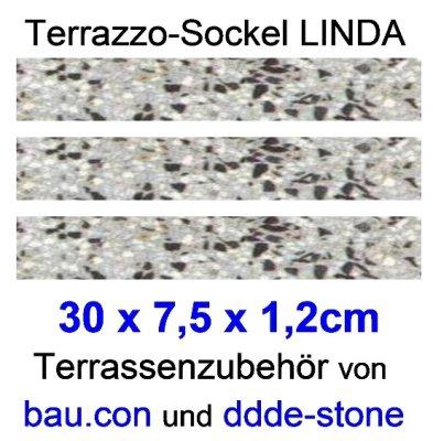 bau.con Terrazzo-Sockel-LINDA